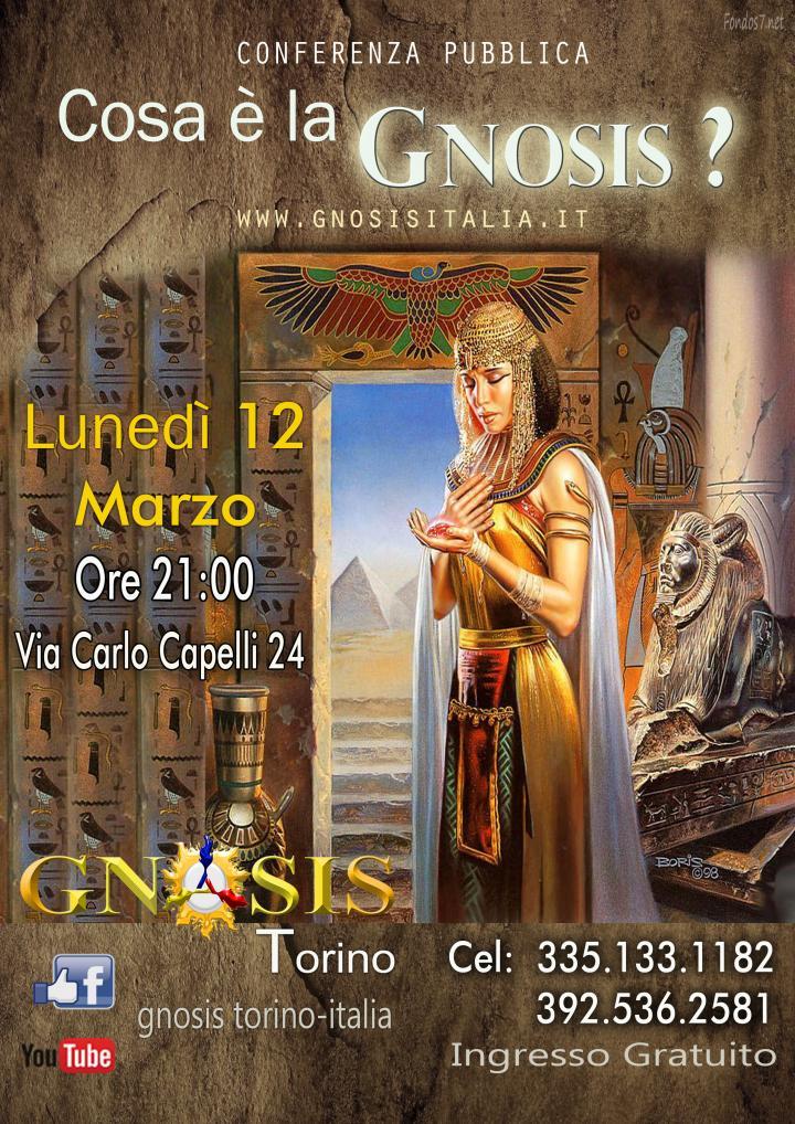 COSA È LA GNOSIS - Gnosis